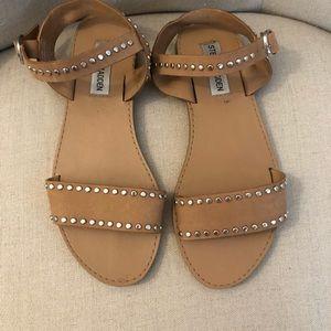 Steve Madden Studded Sandal Size 6.5